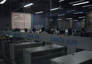 蓝鸥西安中心走廊
